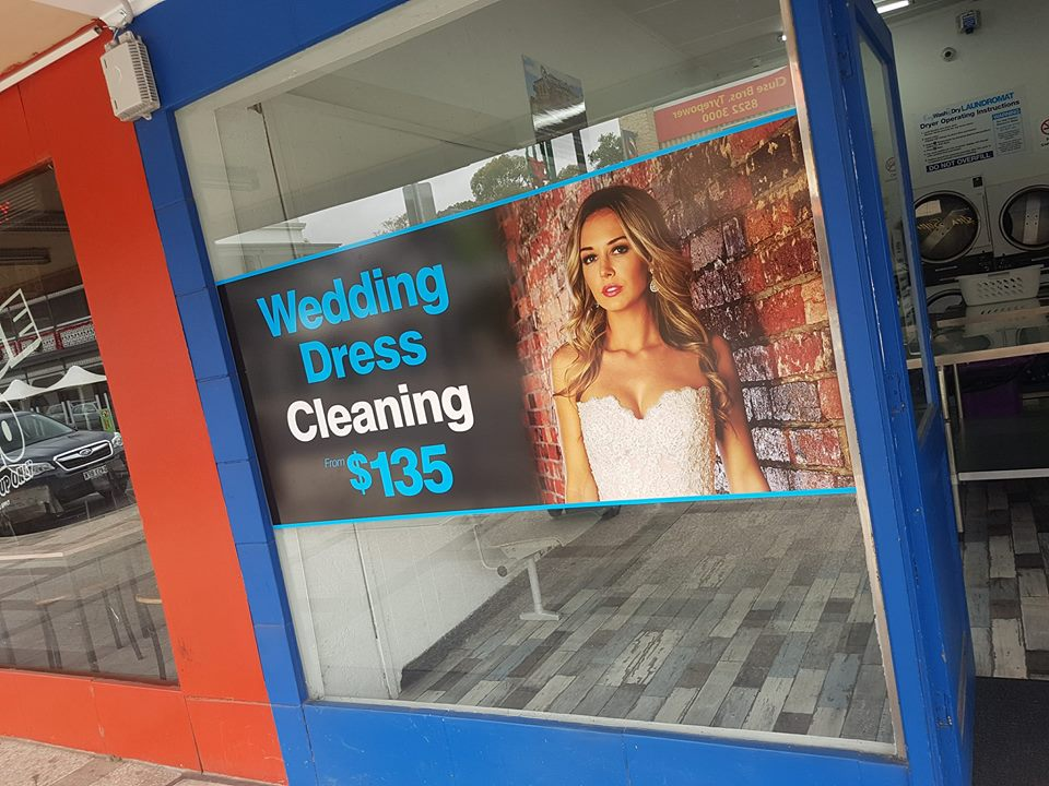 Dry Clean And Preserve Wedding Dress Border Cleaning